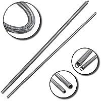 HAUTMEC Pipe Bending Juego de primavera para tubo de cobre 15 mm y 22 mm, 2 unidades PL3002