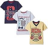 #2: Cherokee Boys' T-Shirt (Pack of 3)