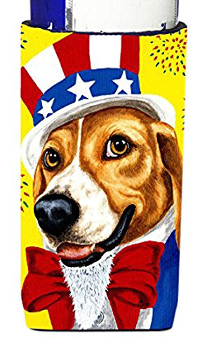 unble-sams-usa-beagle-michelob-ultra-koozies-for-slim-cans-amb1337muk
