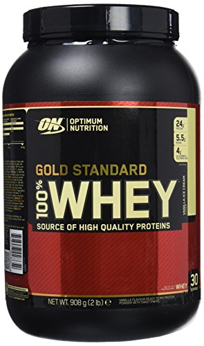 Optimum Nutrition Gold Standard 100% Whey Proteína en...