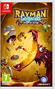 Rayman Legend Definitive Edition (Nintendo Switch) from Ubisoft