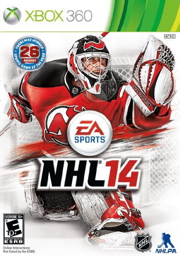 NEW & SEALED! NHL 14 Microsoft XBox 360 Game UK - 360-nhl Xbox