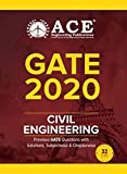 GATE-2020 CIVIL Engineering Previous GATE Questions with Solutions, Subjectwise & Chapterwise