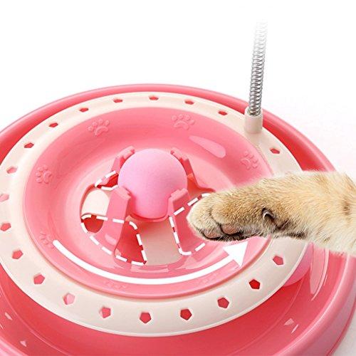Zoom IMG-2 giocattolo del gattino dell insieme