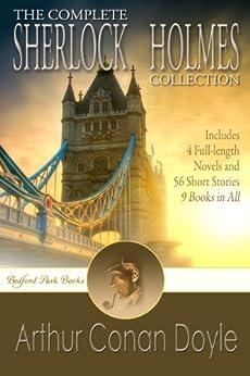 The Complete Sherlock Holmes Collection (English Edition) de [Doyle, Arthur Conan]