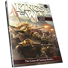 Kings of War - 2nd Edition Rulebook - Gamer's Edition (soft cover) by Mantic Entertainment