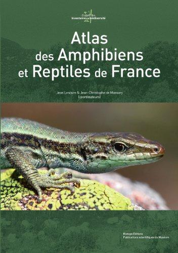 Atlas des amphibiens et reptiles de France