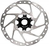 Shimano SM-RT64 Bremsscheibe, Silber, Durchmesser 180 mm