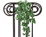 Efeublatt-Hänger, 40cm - Kunstranke künstliches Efeu Kunstpflanzen Efeuranken