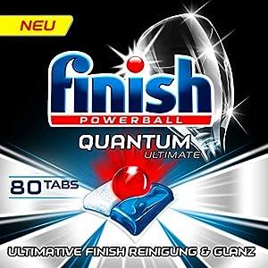 Finish Quantum Ultimate Gigapack Spülmaschinentabs