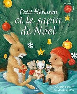 """Afficher """"Petit hérisson et le sapin de Noël"""""""