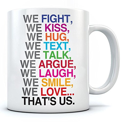 Ramposh Love You Husband Printed Ceramic Coffee Mug for Husband, Dear, Birthday and Anniversary Gift
