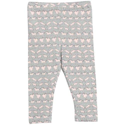 Wheat Baby-Mädchen Jersey Leggings Mehrfarbig (Light Grey 0192), 74 (Herstellergröße:9m) (Jersey Mädchen Leggings)