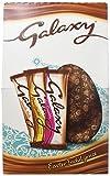 Galaxy Indulgence Luxury Chocolate Easter Egg, 308 g, Pack...