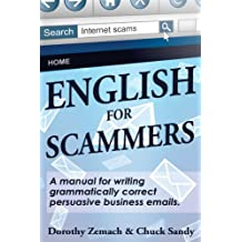 English for Scammers (English Edition)