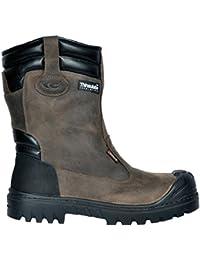 "Cofra 26550–000.w45Talla 45UK S3CI HRO SRC ""baranof Zapatos de seguridad, color marrón"