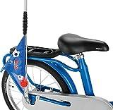 Puky SW 3 Kinder Sicherheitswimpel für Fahrräder und Roller blau