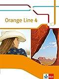 Orange Line 4: Schülerbuch (Fester Einband) Klasse 8 (Orange Line. Ausgabe ab 2014)