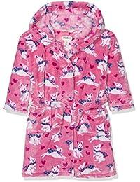Hatley Girl's Fuzzy Fleece Robes Dressing Gown