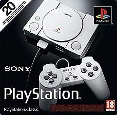 Idea Regalo - Sony Playstation Classic - Console + 2 Controller
