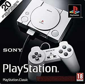 Sony Playstation Classic - Console + 2 Controller