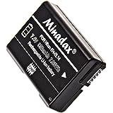Impulsfoto Batterie lithium-ion pour Nikon D5300, D5200, D5100, D3200 et D3100, équivalent du modèle EN-EL14