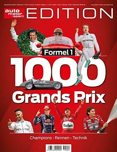 auto motor und sport Edition - 1000 Grands Prix (Auto-motoren)