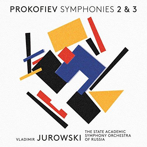Prokofiev: Symphonies Nos. 2 & 3 (Prokofiev Symphony 2)