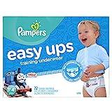Pampers Boys Easy Ups Training Underwear...