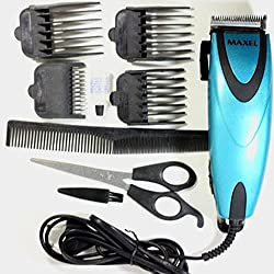 Maxel Professional Electrical Hair Clipper for Men (Colour may vary)