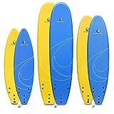 Legacy Soft principiantes Tabla de surf tablas de surf Foamie–6ft 7ft...