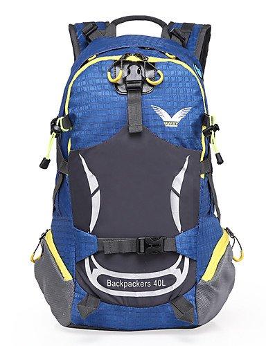 HWB/ n/a L Rucksack Legere Sport / Reisen / Laufen Draußen / Leistung Wasserdicht / Multifunktions andere Nylon N/A Yellow
