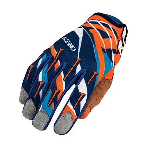 Acerbis Handschuhe MX X2 Blau Gr. S