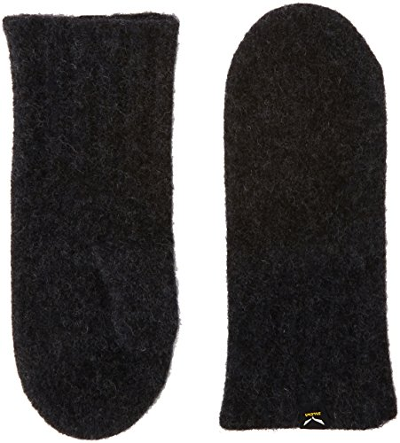 SALEWA Damen Walk Wool 2 Mitten Handschuhe, Carbon, 7