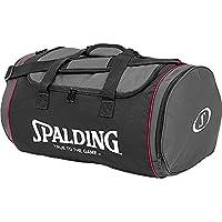 Spalding Sporttasche Tube Sportbag - Bolsa para material de baloncesto, color Multicolor, talla 53 x 35 x 31 cm