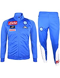 Presentation Suit Napoli Black 16/17 Naples Kappa