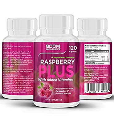 Raspberry Ketones Max Strength | 120 Wild, Powerful Weight Loss Capsules | FULL 2 Month Supply | Helps Shed Fat For Men And Women | Achieve Fat Loss Goals FAST | Safe And Effective | Best Selling Fat Loss Pills | Manufactured In The UK! | Results Guarante