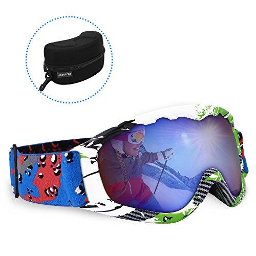 DAS Leben Skibrille Wintersport Schutzbrillen Herren Damen Kinder