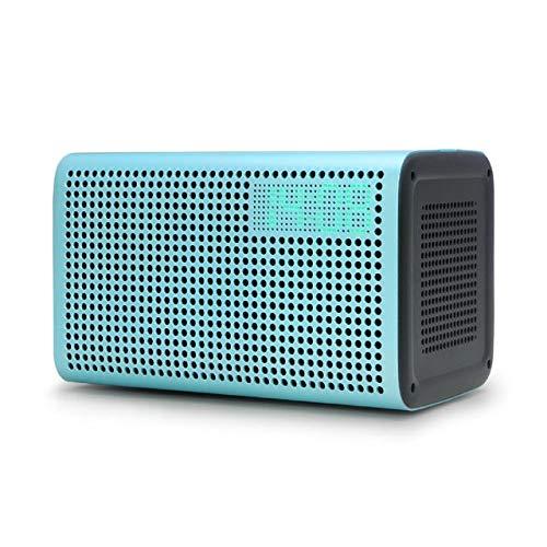 qiyanMulti Room Play Inalámbrico Inteligente WiFi Bluetooth 4.0 Altavoz de Control de...