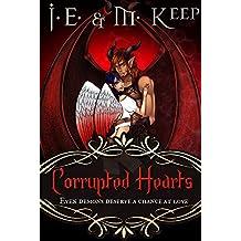Corrupted Hearts: An Epic Fantasy Romance Novel