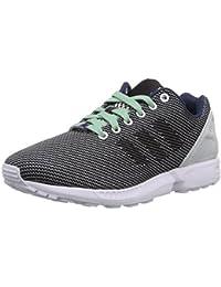 on sale 42c32 b4564 adidas Originals ZX Flux Weave, Baskets Basses Mixte Adulte