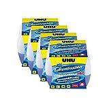 UHU air max Luftentfeuchter 450g (4er Vorteilspack)
