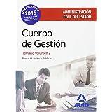 Cuerpo de Gestión de la Administración Civil del Estado.: 2