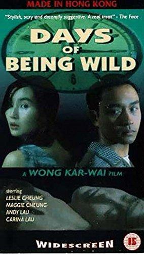 Days Of Being Wild [Reino Unido] [VHS]