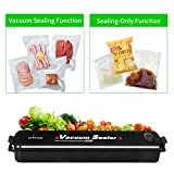 from OTHA OTHA--Vacuum sealer,Vacuum Sealer Machine, 3-in-1 Automatic foodsaver vacuum sealer with Automatic / Manual Sealing with Full / Half Vacuumed Seal & Seal-Only Function with vacuum sealer bags/rolls 15pcs Free of BPA, Easy to Use for Home Kitchen