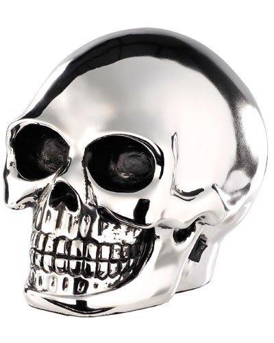 Haut-parleur Bluetooth design crâne'