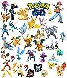 Stickers pour chambre d'enfant Pokémon Go...