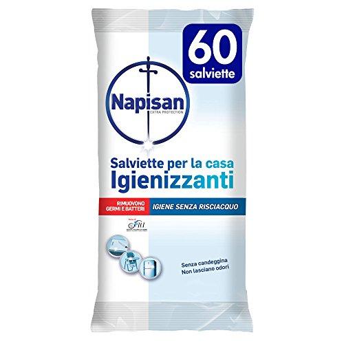 Zoom IMG-1 napisan salviette igienizzanti senza risciacquo
