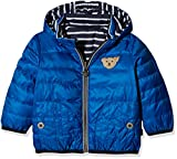 Steiff Collection Jungen Jacke Anorak Wendbar 6833409, Blau (Strong Blue 3083),86
