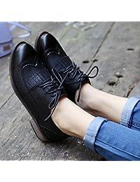Zapatos de mujer mujeres estudiantes universitarios en la primavera de la naturaleza femenina de terciopelo plus...